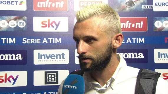 """Brozovic: """"Vazhdojme keshtu, jemi Inter e duhet ti fitojme te gjitha. Goli? Nuk me interson aspak…"""""""