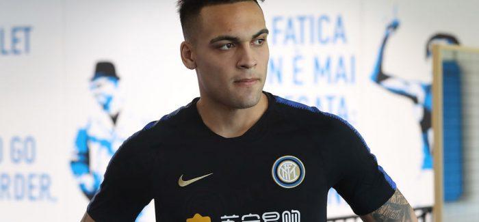 Corriere – Interi ka folur me Lautaro Martinez dhe i ka dhene siguri per dicka ne vecanti per sa i perket te ardhmes