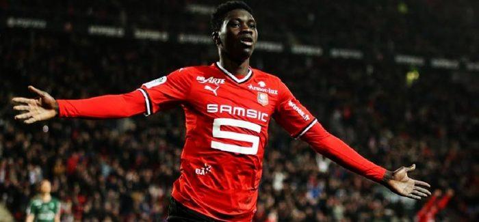 Daily Mirror – Inter dhe Arsenal, lufte e vertete ne merkato per talentin francez te Rennes