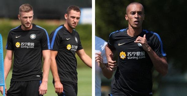 Inter, ja kush do te largohet ne qender te mbrojtjes per ti lene vendin Diego Godin