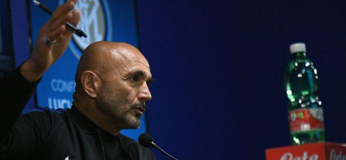 """Spalletti: """"Jeni jo te ndershem, Gagliardinit i keni vene kryq ju, jo une. Shume ndeshje? Degjoni…"""""""