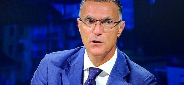 """Bergomi tregohet shume i ashper: """"Match-point i hedhur ne kosh. Icardi? Diskutoni kot, eshte e pamundur qe te harrohet."""""""
