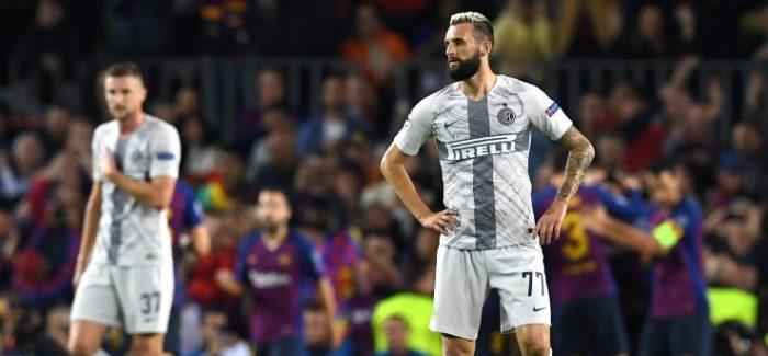 NOTAT – Gjithmone Brozovic plus 10 te tjere. D'Ambrosio-Candreva, Camp Nou eshte shume per ta!