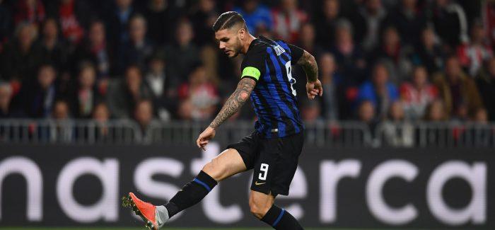 Inter, Icardi ne ndjekje te golit te kurorezimit europian: kunder Barcelones…
