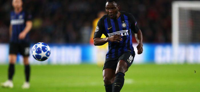 Nje super lajm vjen per Interin nga Afrika dhe ka te beje me Asamoah! Lojtari zikalter do te rikthehet ne Milano me shpejt…
