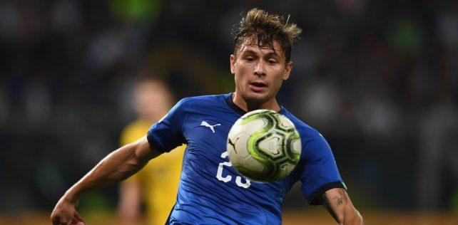 Gazzetta – Ka ngrire situata ndermjet Interit dhe Cagliarit per Barella: Interi mendon se nuk vlen me shume se 50 milione