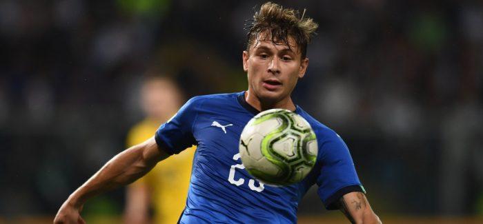 Gazzetta – Barella gjithmone e me shume afer Interit: shume shpejt marreveshje ndermjet klubeve