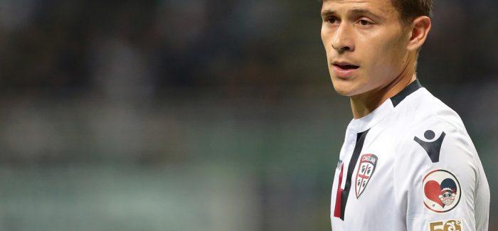 Inter, agjenti Beltrami ne seli jo vetem per Barella por edhe per Nainggolan