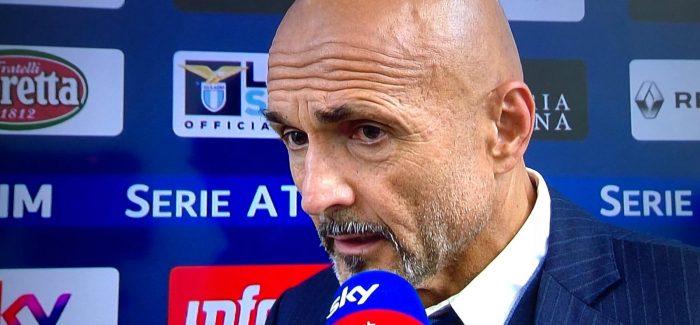 """Spalletti flet pas takimit me arbitrat: """"Ja cfare kerkuan ata nga une dhe Interi. Tani do ja them edhe skuadres…"""""""