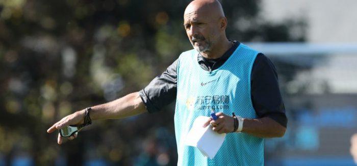 Lojtaret e grumbulluar nga Spalletti per derby-n, ne liste eshte edhe Vecino.