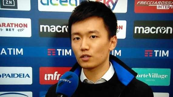 """Zhang: """"Juventusi? Kush tha qe duhet te kemi frike? Objektivi yne eshte…"""""""