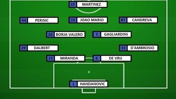 Analize Inter-Genoa: Spalletti vlereson nderrimet: jashte Icardi, Skriniar dhe Brozo?
