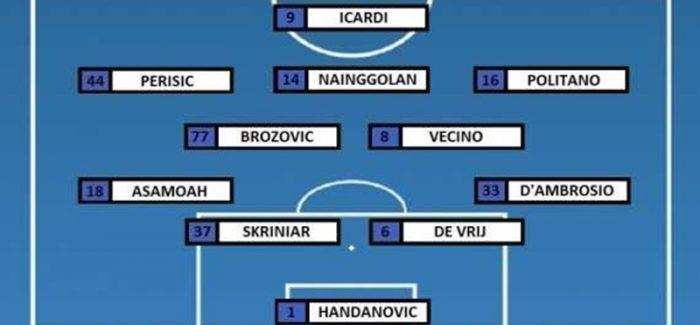 Analize Tottenham-Inter: Ne Wembley serish Vecino, Brozo, Perisic dhe Icardi.