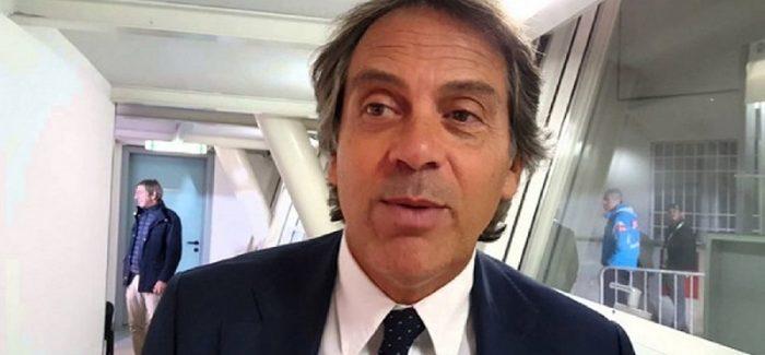 "RAI, Di Gennaro: ""Nuk kam thene skuader e vogel duke ju referuar Interit, nuk do ja lejoja vetes""."