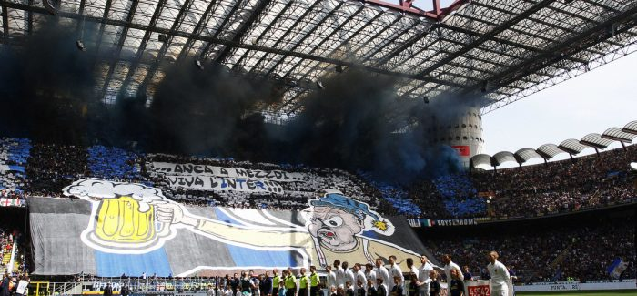 Inter, cmenduria vazhdon: parakalohet edhe Arsenali per numer tifozesh ne stadium: ja klasifikimi