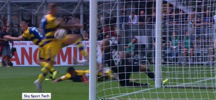 Sky – Arbitrat e Serie A pranojne zyrtarisht se tek prekja e Dimarcos ne Inter-Parma eshte bere nje gabim i pabesueshem nga VAR