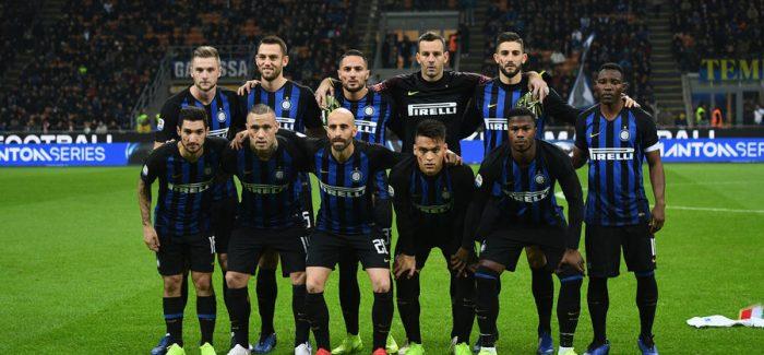 ZYRTARE – Ja formacioni i Interit nga minuta e pare ndaj Tottenham.