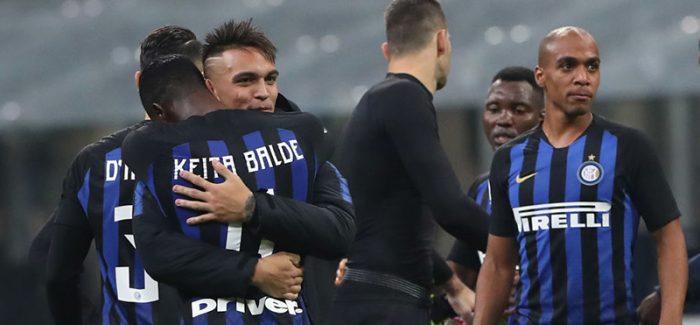 Inter, ja statistika e cmendur per sa i perket golashenuesve kete sezon: zikalterit jane skuadra qe…
