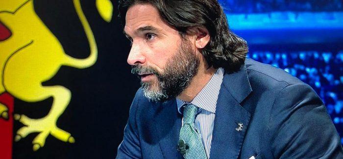 """Adani: """"Lojtaret e Interit do te futeshin edhe ne flake per Conten. Ja cfare mendoj per derbin!"""""""