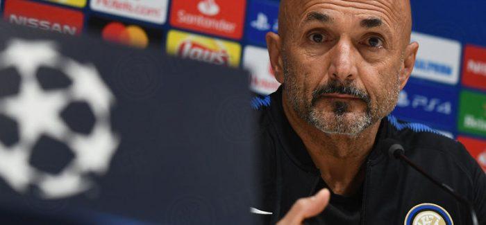 "Spalletti: ""Ne jemi Interi, nuk kemi as frike e as zili askend. Ndaj Barcelones…"""