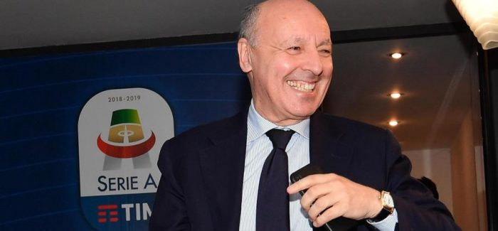 Inter, Marotta po punon per merkaton e tij 'te vertete': ne shenjestre tre lojtare te rinj
