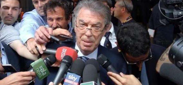 "Moratti: ""Spalletti ka kuptuar si te beje Interin te funksionoje. Gasperini? Ja pse e shkarkova…"""