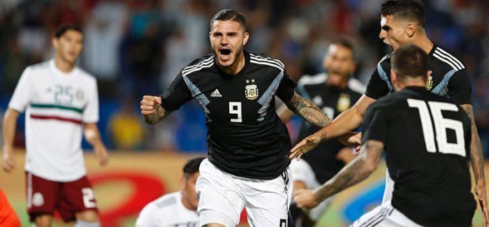 Icardi futet ne historine e Argjentines per golin e shenuar: ne TOP 5 per golin me te shpejte! Ja klasifikimi…