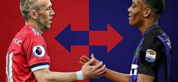 MERKATO – United po mendon perseri per nje shkembim te Martial me Perisic: ja 2 ofertat e mundshme