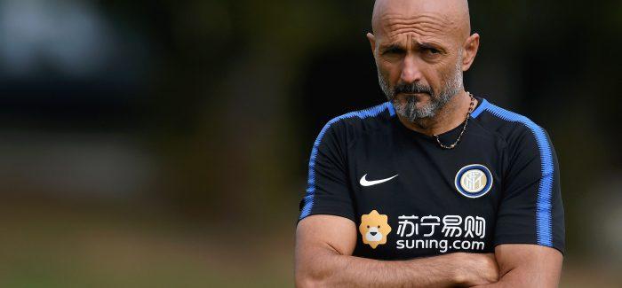 Inter ne tension, por Spalletti po kerkon ta ule ate: dje ka pasur nje perballje me skuadren