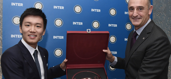 Inter – Barcelona, Steven Zhang takon zevendes presidentin blaugranas.