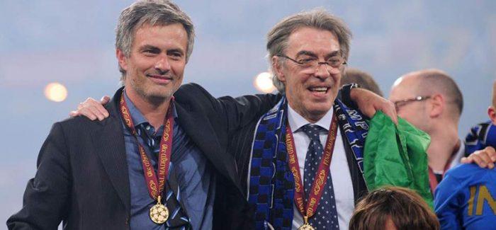 """Moratti: """"Gjesti i Mourinhos? Une e di pse reagoi ashtu. Kur ai rikthehet ne Itali…"""""""