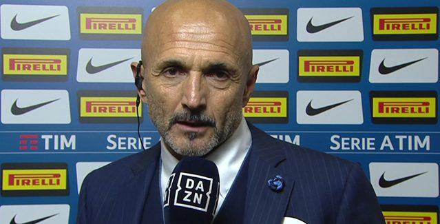 "Spalletti: ""Interi po ben mire, por gabon ne gjera te thjeshta""."