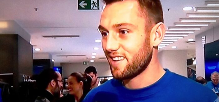 "De Vrij, cfare fjalesh: ""Juve? Do te jete nje ndeshje ku Interi do luaje si e barabarte. Me Skriniar une…"""
