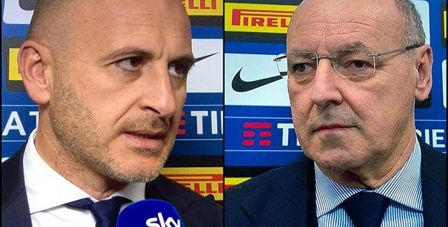 "Dyshja Ausilio-Marotta ne takim me agjentet e Modric. Por Inter eshte i gatshem te heqe dore nga ai per objektivin e vertete""."