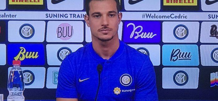 "Cedric: ""Prej kohesh e dija qe Interi me ndiqte. Kam ndjesi te mira. Jam ndryshe nga Cancelo sepse…"""