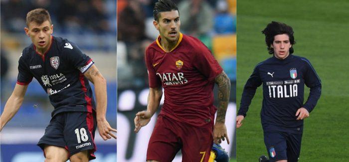 Ne ndjekje te mesfushoreve, Barella MOST WANTED. Inter gjithashtu ne ndjekje te Tonali-t dhe Pellegrini-t.