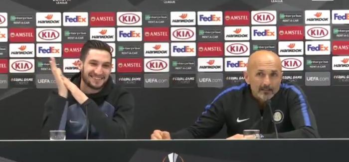 """Spalletti: """"Icardi, do te qartesojme ne ditet e ardhshme: tani mendjen tek Rapid. Nese do te luaje…"""""""