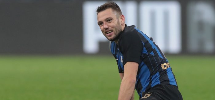 E FUNDIT – Lajm i keq per Interin dhe Stefan De Vrij: hollandezi ka pesuar nje demtim dhe do te mungoje ndaj Lazios!
