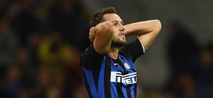 Corriere – De Vrij dhe Politano jane ne dyshim per ndeshjen ndaj Napolit. Vecino eshte OK!