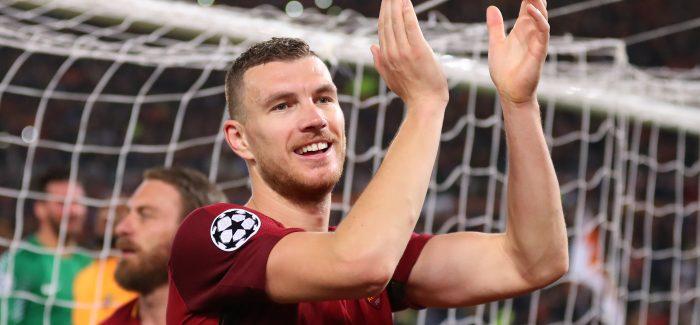 Sky – Merkato Inter, ka mberritur oferta e pare per Dzekon tek Roma e cila e ka refuzuar! Ata kerkojne…