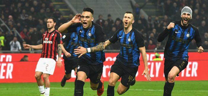 Gazzetta – Inter, shtrengoje fort Lautaron: eshte nje thesar i vertete. Ja numrat e ndeshjes perfekte!