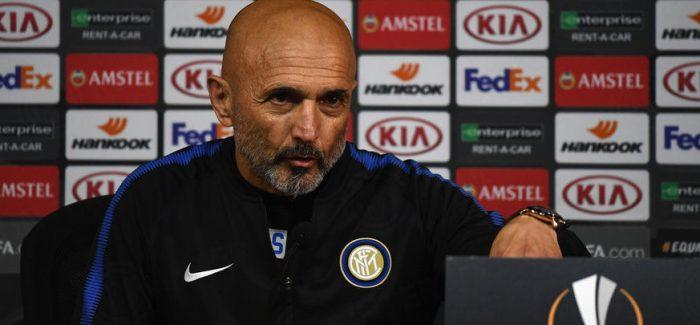 "Inter-Eintracht, Spalletti: ""Brozovic? Ja pse e grumbullova. Por kam nje mesazh per te gjithe!"""