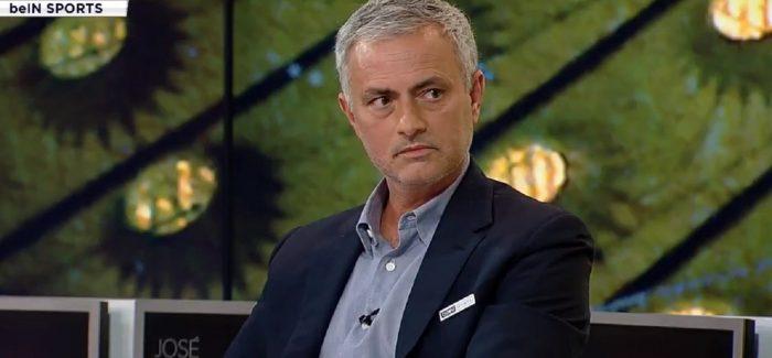 """Mourinho vazhdon me mesazhet per Interin? """"Do te me pelqente shume sikur te rikthehem aty ku…"""""""