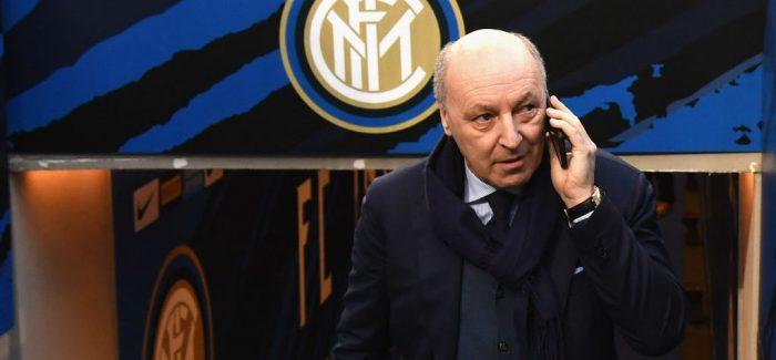 Inter, ja objektivi i madh qe ka Marotta per mesfushen dhe dy endrrat e tij