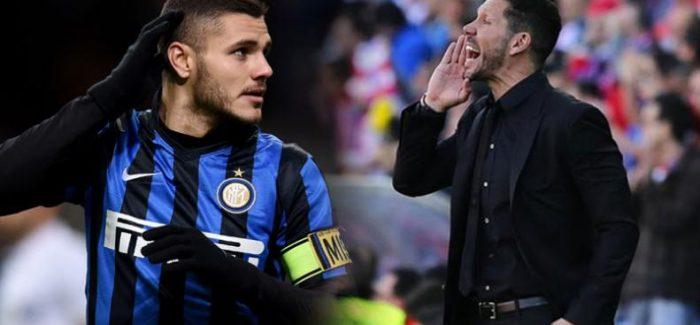 "AS ne Spanje hedh bomben: ""Simeone ka zgjedhur Icardin: ja oferta per Interin dhe detajet."""