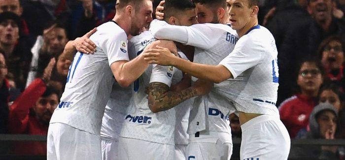"""""""Goli i Icardit? Jo, e keni gabim. Ja kush ishte lajmi me i bukur nga ndeshja Genoa-Inter dje!"""""""