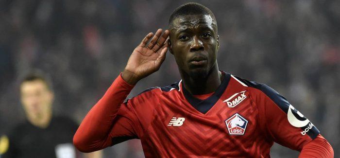 Ne France – Interi kerkon Pepe nga Lille, nje tregues ky i Mourinhos tek Interi