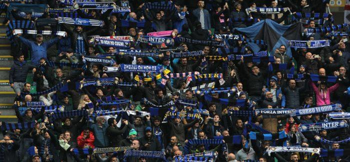 Inter, tifoze te denje per Champions: ne vitin e fundit me shume se 1 milione e 300 mije ne Meazza