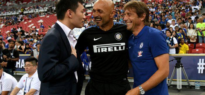 Corriere – Spalletti do te largohet edhe ne rast Champions. Conte shume afer?