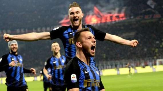 Corriere dello Sport – De Vrij, Godin dhe Skriniar: ja tek ju mbrojtja me e mire ne Serie A